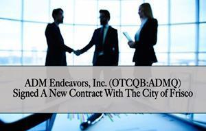 ADM Endeavors, Inc. (OTCQB:ADMQ) Announces New Contract with The City of Frisco for Men's Wrangler and Dickies Jeans