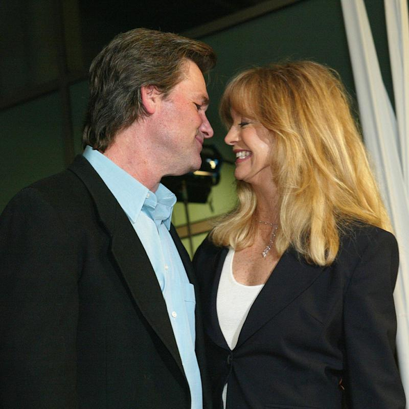 The Adorable Way Kurt Russell and Goldie Hawn Met Is Super Relatable