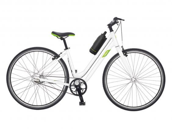 Gtech's ebike could easily be mistaken for a more traditional cycle (Gtech)