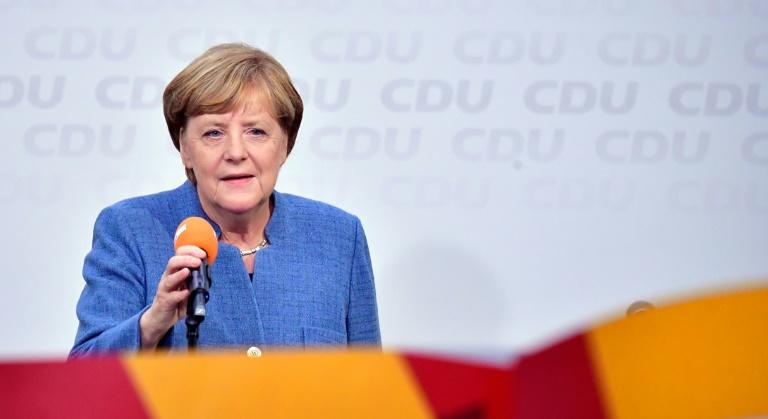 Merkel Allies Call For New Party Leader After Worst Election Since 1949