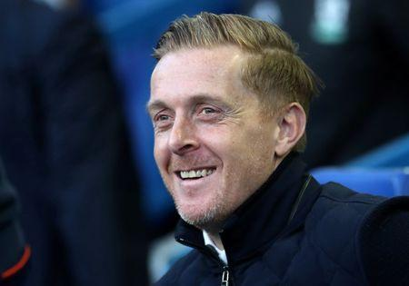 FILE PHOTO - Soccer Football - Championship - Sheffield Wednesday vs Middlesbrough - Hillsborough, Sheffield, Britain - December 23, 2017 Former Middlesbrough manager Garry Monk Action Images/John Clifton