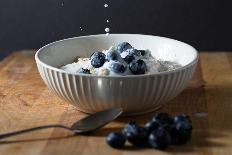 Oatmeal is part of almost all of the top diets.
