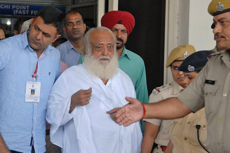 In the Name of Faith: Asaram's Riches and the Reign of Fear