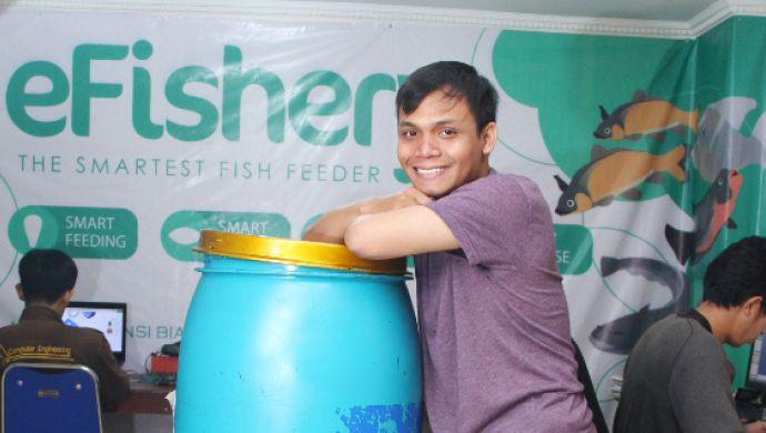 Smart fish feeder eFishery enters Bangladesh and Thailand, secured 300+ users in Indonesia