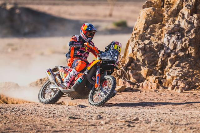 "#16 Red Bull KTM Factory Racing: Luciano Benavides <span class=""copyright"">Red Bull Content Pool</span>"