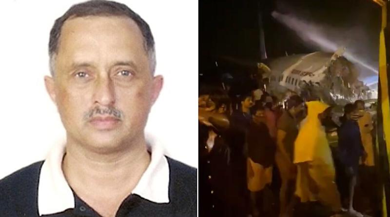 Captain Deepak Vasant Sathe Funeral: Maharashtra Govt to Accord State Funeral to Late Wing Commander Who Died in Air India Express Plane Crash in Kozhikode