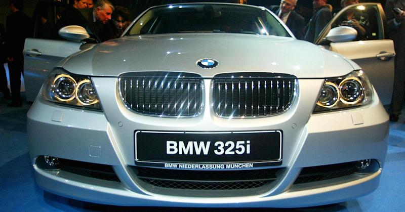 Bmw Anybody Carmakers To Gain Most From Weak Euro