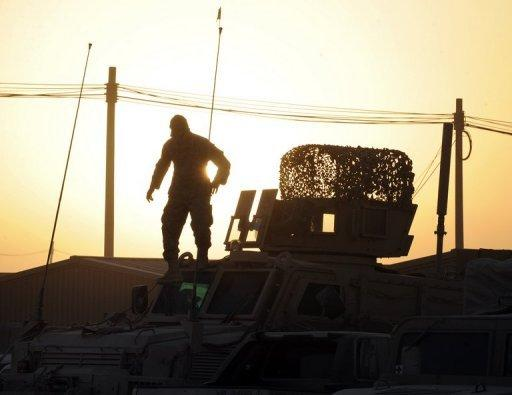 The US leads some 130,000 NATO troops in Afghanistan in defence of the Karzai government