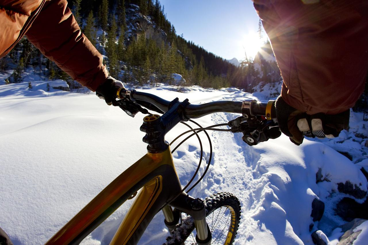 """<p>The Polar Vortex may be keeping you on the trainer this week, but if you want to get outside for a ride, Backcountry wants to help you out.</p><p>The outdoor retailer is currently offering up to <a href=""""https://www.backcountry.com/sc/semi-annual-sale"""" target=""""_blank"""">50 percent off</a> hundreds of outdoor products, with cycling a major part of the sale. That means you can find<a href=""""https://www.backcountry.com/rc/bike-sale"""" target=""""_blank""""> brakes, complete bikes, wheels, apparel, and more from some of your favorite brands like Shimano, Yeti, Pearl Izumi, and Giro</a>.</p><p>This deal doesn't last forever, so get on it now and enjoy the outdoors before spring. </p>"""