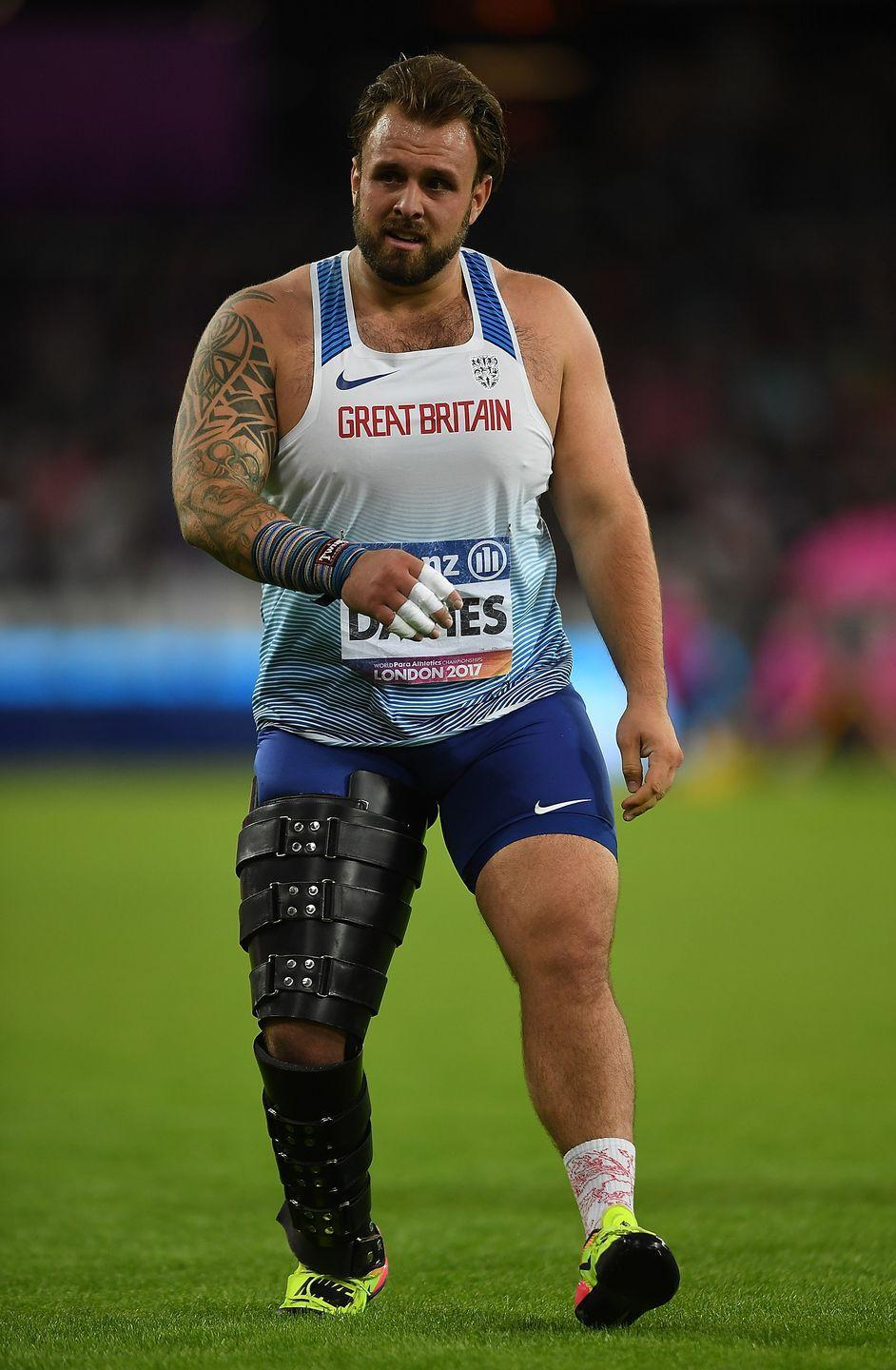 """<p>""""I'm a para-athlete, so for me, this was an opportunity to completely get as far as possible out of my comfort zone and challenge myself…it was an incredible journey.""""</p>"""