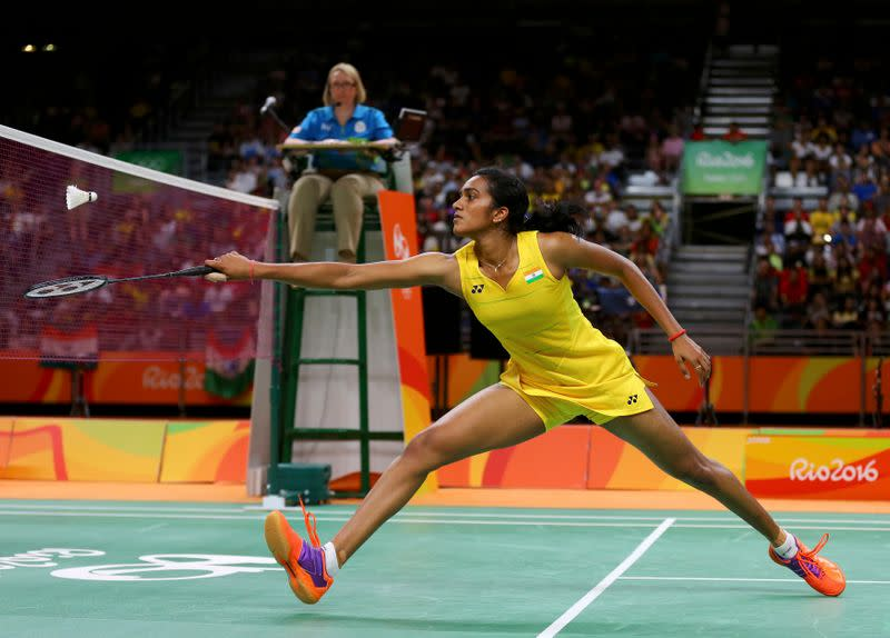 India's Sindhu aims to hit the ground running in 2021