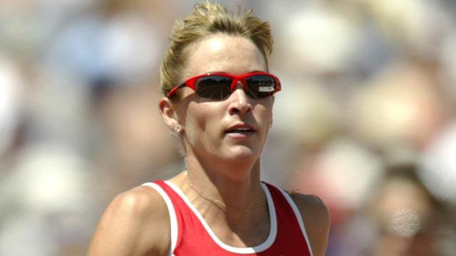 Olympic Runner Suzy Hamilton Worked As Escort