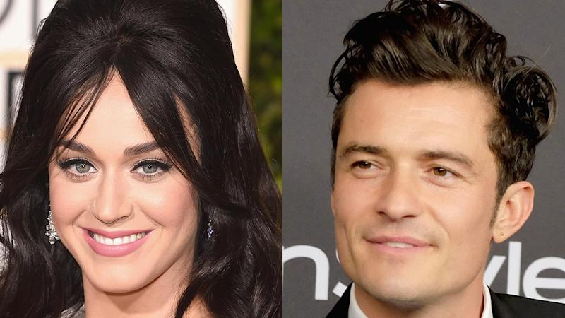 Katy Perry and Orlando Bloom? Sure!