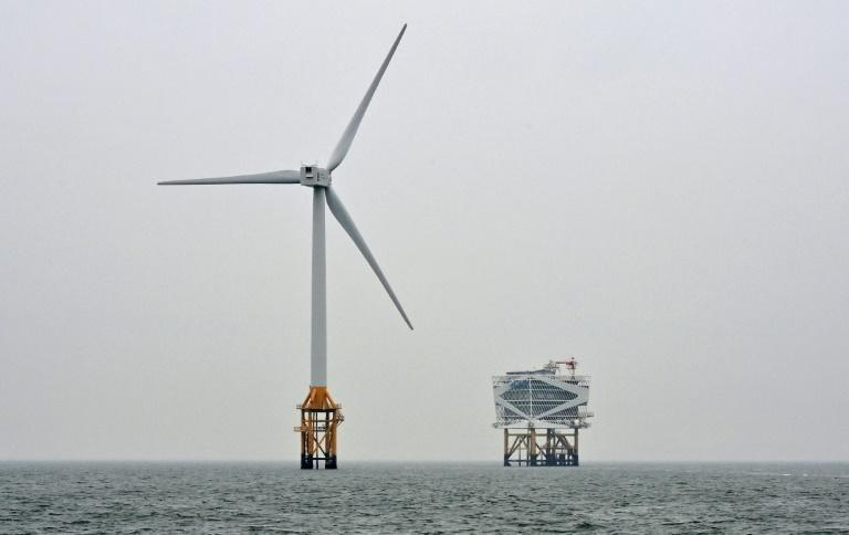 The eight-gigawatt farm in the southwest will help South Korea become one of the world's top five offshore wind energy powerhouses by the end of the decade, according to the government