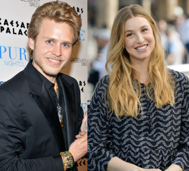 """<p>Some people's lives are destined to intertwine for eternity, as is the case for reality stars Spencer Pratt and Whitney Port. Before the two went on to star in <em>The Hills</em> and <em><a href=""""https://www.marieclaire.com/culture/a28249920/the-hills-cast-how-well-do-you-know-your-co-star/"""" rel=""""nofollow noopener"""" target=""""_blank"""" data-ylk=""""slk:The Hills: New Beginnings"""" class=""""link rapid-noclick-resp"""">The Hills: New Beginnings</a></em> together, they were classmates at Crossroads School, an elite private school in Santa Monica, California. In an interview with <em><a href=""""https://www.etonline.com/tv/189592_hills_week_whitney_port_exclusive"""" rel=""""nofollow noopener"""" target=""""_blank"""" data-ylk=""""slk:Entertainment Tonight"""" class=""""link rapid-noclick-resp"""">Entertainment Tonight</a></em>, Pratt revealed that """"Whitney actually dated my best friend in high school. Her, like, three-year boyfriend was my best friend."""" The fact that they were so closely associated in high school only to years later both end up starring in <em>The Hills</em> """"is a trip,"""" said Pratt.</p>"""