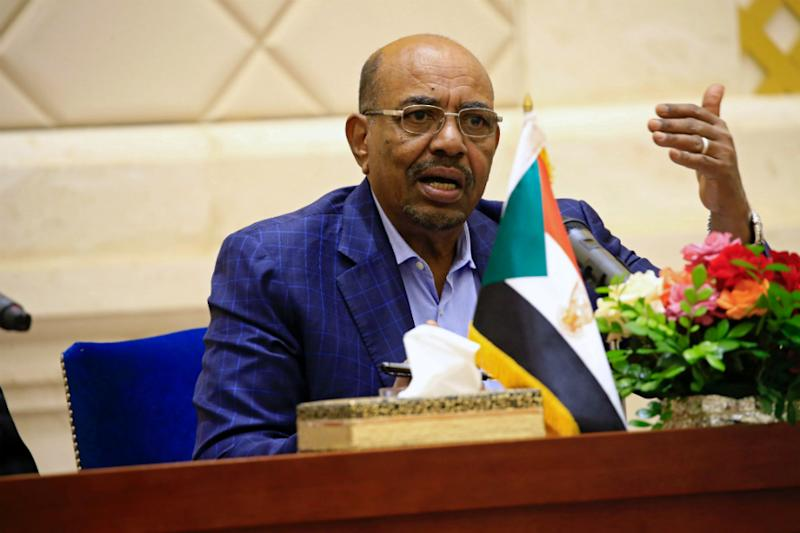 Sudan's Former President Bashir Charged With Corruption-related Offences