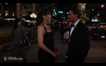 <p>Jason (Laz Alonso) goes the classic fake out proposal route in <em>Jumping the Broom,</em> when he asks Sabrina (Paula Patton) to marry him. First, he tells her he won't do long distance for her new job, then around the corner an orchestra serenades her and he pops the question. </p>