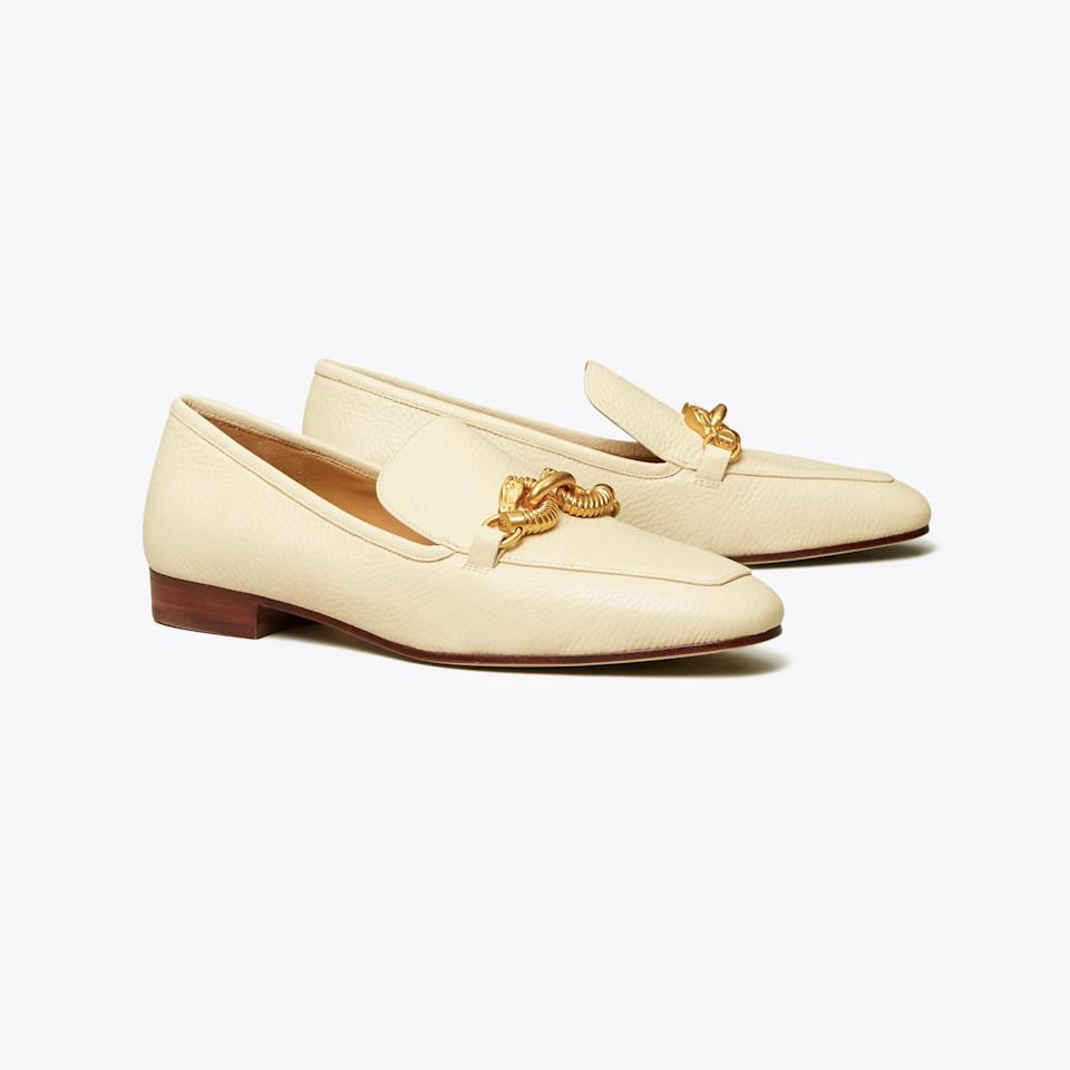 "<p>These <a href=""https://www.popsugar.com/buy/Tory-Burch-Jessa-Loafers-537839?p_name=Tory%20Burch%20Jessa%20Loafers&retailer=toryburch.com&pid=537839&price=328&evar1=fab%3Aus&evar9=47081143&evar98=https%3A%2F%2Fwww.popsugar.com%2Ffashion%2Fphoto-gallery%2F47081143%2Fimage%2F47081661%2FTory-Burch-Jessa-Loafers&list1=shopping%2Cshoes%2Cflats%2Cbest%20of%202020&prop13=api&pdata=1"" rel=""nofollow"" data-shoppable-link=""1"" target=""_blank"" class=""ga-track"" data-ga-category=""Related"" data-ga-label=""https://www.toryburch.com/jessa-loafer/60801.html?color=122"" data-ga-action=""In-Line Links"">Tory Burch Jessa Loafers</a> ($328) are worth every penny.</p>"