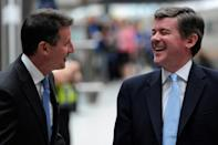 Sebastian Coe has a strong moral compass and is great under pressure former Sports Minister Hugh Robertson told AFP