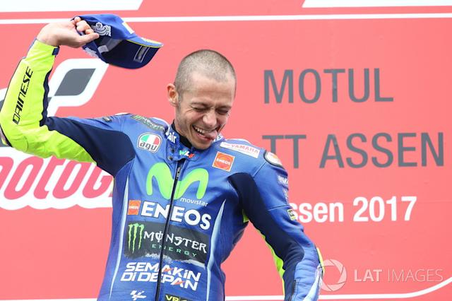 """7. Valentino Rossi <span class=""""copyright"""">Gold and Goose / Motorsport Images</span>"""