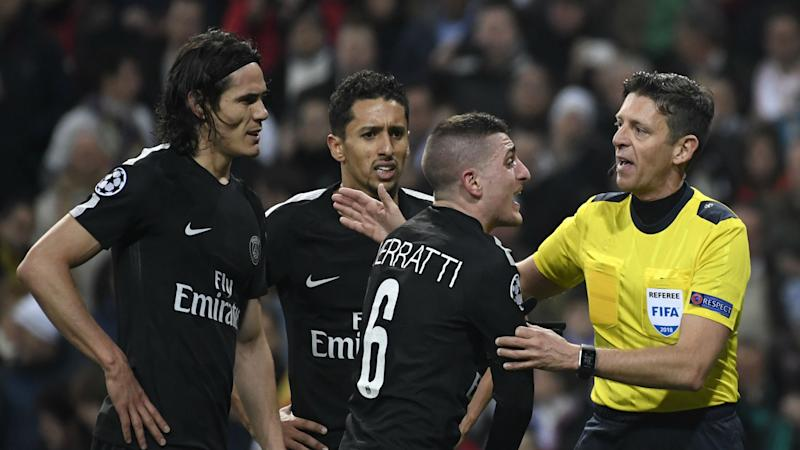 PSG president demands UEFA action after costly referee calls in Real Madrid clash