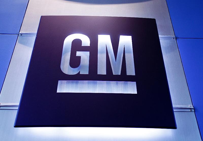 GM and its joint venture partners SAIC and Wuling Automobile will recall 938,686 vehicles in China starting December 1 (AFP Photo/BILL PUGLIANO)
