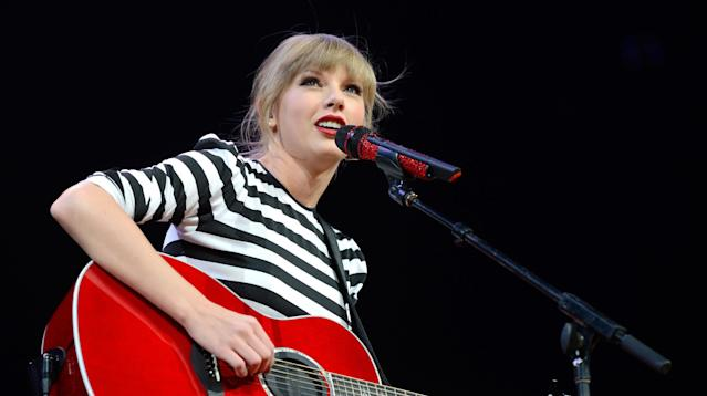 Consider Taylor Swift one of the many singer-songwriters who've been forever changed by the music of Tom Petty.