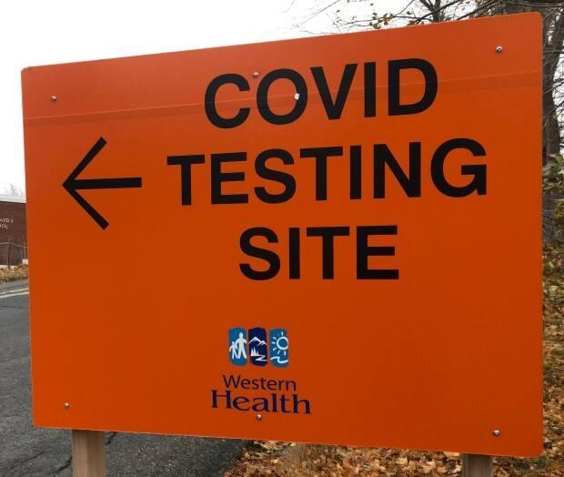 There are four new cases of COVID-19 in Newfoundland and Labrador on Saturday, all in the Western Health region.  (Colleen Connors/CBC - image credit)