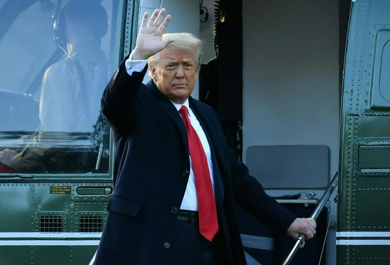 Former president Donald Trump faces an impeachment trial in the Senate