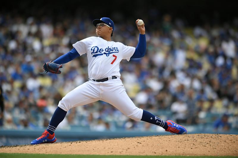 Dodgers Pitcher Julio Urias Arrested For Domestic Violence