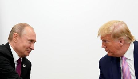 Russia's Putin says he 'sympathized' with Trump before U.S. election