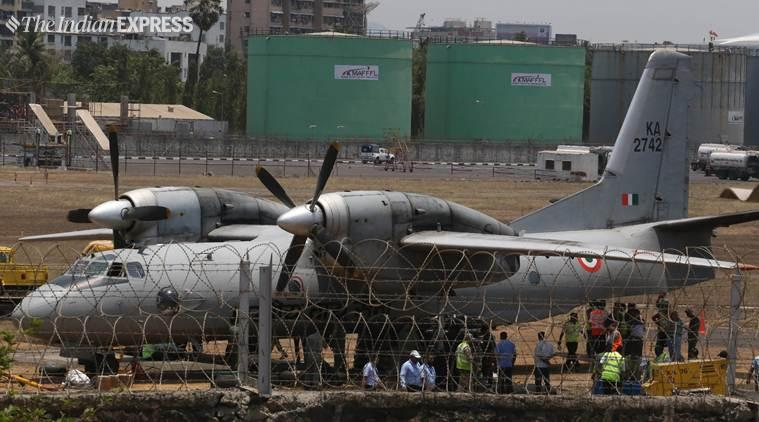 indian air force, indian air force, an-32 aircraft, iaf an-32 aircraft, indian navy, isro, Indian Air Force, AN-32, AN-32 missing, IAF rescue mission, IAF AN 32 search, IAF Aircraft missing, AN-32, IAF AN-32, India news, Indian Express news