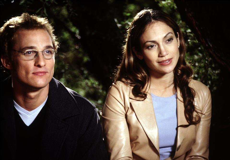 'The Wedding Planner' at 20: Adam Shankman reveals how J.Lo and Matthew McConaughey were cast in the rom-com hit