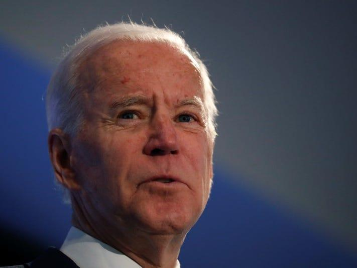 Joe Biden moves town-hall audience to tears as he opens up about how he dealt with his stutter