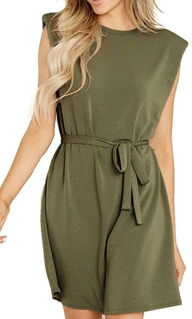 <p>This <span>Naggoo Sleeveless T-Shirt Dress</span> ($6-$15) will keep you comfy and cool all day.</p>