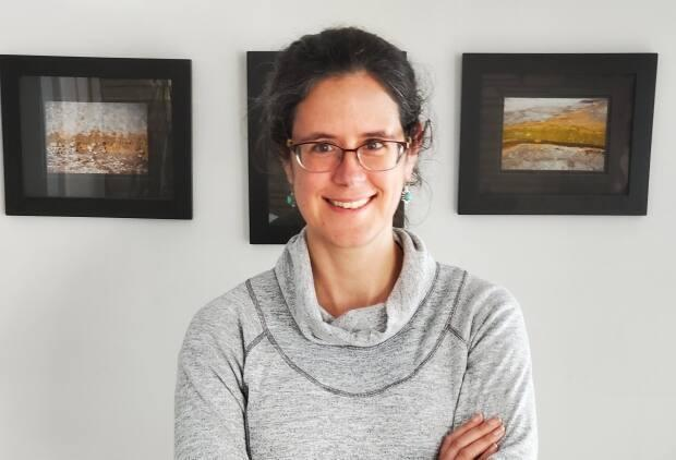 Brock University earth sciences professor Mariek Schmidt is a participating scientist with the NASA Mars 2020 Mission scheduled to land at the Red Planet's Jezero Crater on Thursday, Feb. 18.   (Submitted by Dan Dakin - image credit)