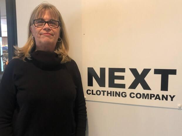 Gail Decker, owner of Next Clothing Company, says she's had surprising success with her online store, but nothing beats in-person service.