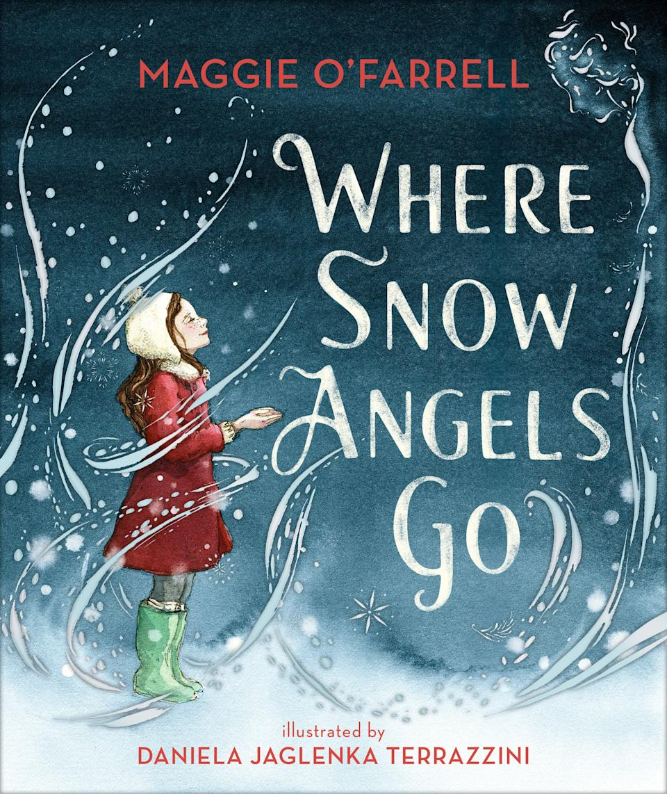 <p>The snow angel is on a mission to save Sylvie's life</p>Walker Books