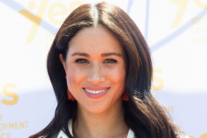 Meghan Markle's Makeup Mishap Is All Too Relatable