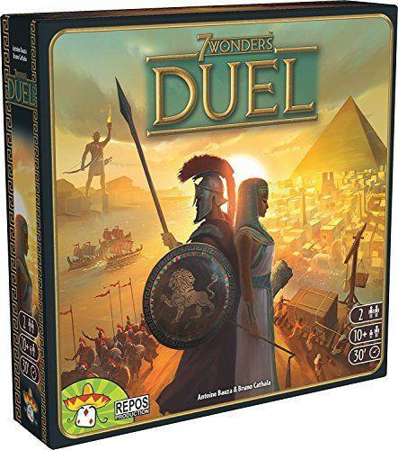 """<p><strong>Asmodee</strong></p><p>amazon.com</p><p><strong>$21.79</strong></p><p><a href=""""https://www.amazon.com/dp/B014DMSTXK?tag=syn-yahoo-20&ascsubtag=%5Bartid%7C10054.g.34600467%5Bsrc%7Cyahoo-us"""" rel=""""nofollow noopener"""" target=""""_blank"""" data-ylk=""""slk:Shop Now"""" class=""""link rapid-noclick-resp"""">Shop Now</a></p><p>If you're a fan of the original iteration of 7 Wonders, this one is very similar, e</p>"""