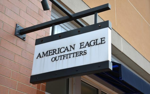 Can American Eagle's Robust Comps Trend & Efforts Aid Stock?