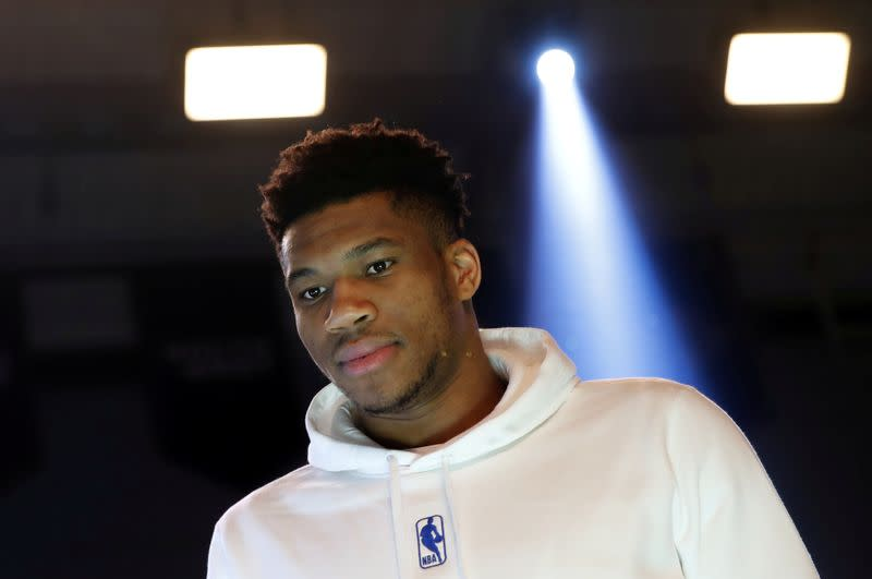 Bucks' Giannis gets one-game ban for headbutting incident