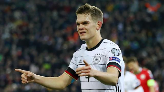 Matthias Ginter shone in Germany's rout of Belarus, winning him recognition from head coach Joachim Low.