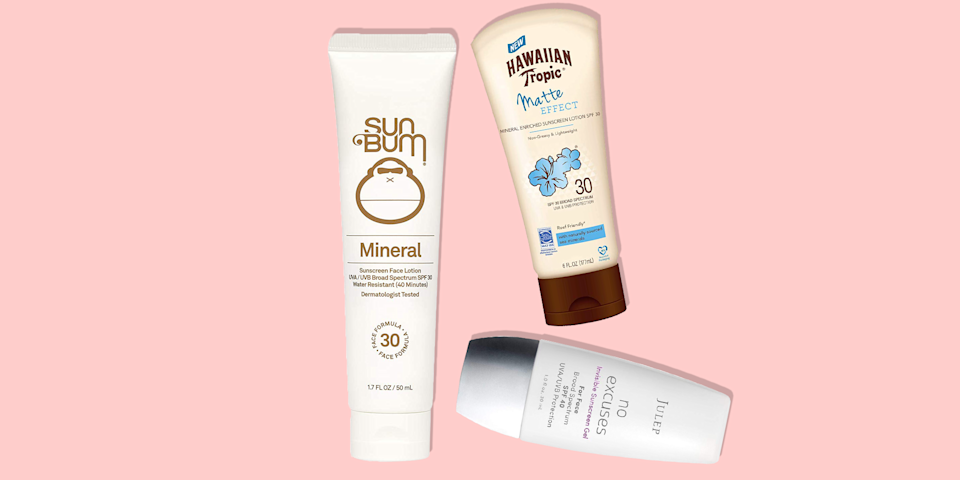 """<p class=""""body-tip""""><strong><em>An important note on sunscreen safety: </em></strong><em>The <a href=""""https://www.goodhousekeeping.com/health/a26470685/fda-sunscreen-regulations/"""" rel=""""nofollow noopener"""" target=""""_blank"""" data-ylk=""""slk:FDA is proposing changes to sunscreen regulations"""" class=""""link rapid-noclick-resp"""">FDA is proposing changes to sunscreen regulations</a>, as some active ingredients can enter the bloodstream. Until it can reach a more robust conclusion on safety, <a href=""""https://www.fda.gov/drugs/understanding-over-counter-medicines/sunscreen-how-help-protect-your-skin-sun"""" rel=""""nofollow noopener"""" target=""""_blank"""" data-ylk=""""slk:the FDA"""" class=""""link rapid-noclick-resp"""">the FDA</a> — and the Good Housekeeping Institute Beauty Lab — urges Americans to continue using mineral and chemical sunscreen to protect against UV damage. </em></p><p>Dermatologists and skincare experts agree that<strong> wearing <a href=""""https://www.goodhousekeeping.com/beauty/anti-aging/g1288/best-sunscreens/"""" rel=""""nofollow noopener"""" target=""""_blank"""" data-ylk=""""slk:sunscreen"""" class=""""link rapid-noclick-resp""""> sunscreen</a> is the single most important thing you can do to keep <a href=""""https://www.goodhousekeeping.com/health/diet-nutrition/g1191/foods-for-younger-skin/"""" rel=""""nofollow noopener"""" target=""""_blank"""" data-ylk=""""slk:your skin healthy"""" class=""""link rapid-noclick-resp"""">your skin healthy</a> and youthful long-term</strong>. And not only does SPF help prevent signs of aging, but another <a href=""""https://www.dawsondermatology.com/docs/Daily%20Sunscreen%20Use%202016.pdf"""" rel=""""nofollow noopener"""" target=""""_blank"""" data-ylk=""""slk:study"""" class=""""link rapid-noclick-resp"""">study</a> from <a href=""""https://www.jnj.com/"""" rel=""""nofollow noopener"""" target=""""_blank"""" data-ylk=""""slk:Johnson & Johnson"""" class=""""link rapid-noclick-resp"""">Johnson & Johnson</a> found that applying a broad-spectrum SPF 30 sunscreen to your face daily improves crow's feet and skin tone even if you don't use other <a href=""""https://www.go"""