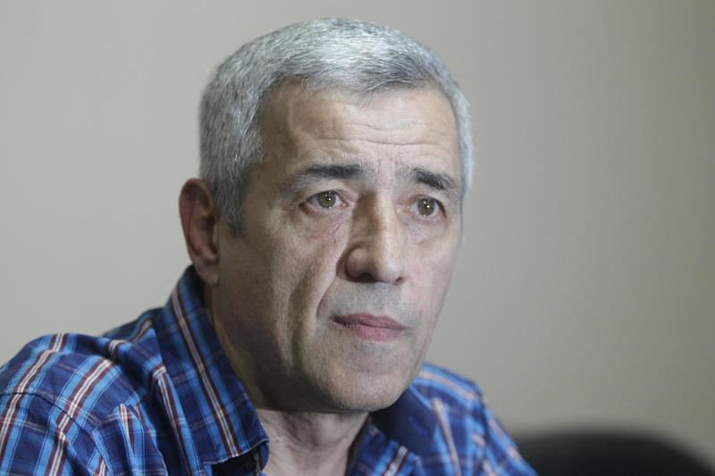 Oliver Ivanovic said the war crimes case against him was politically motivated: EPA