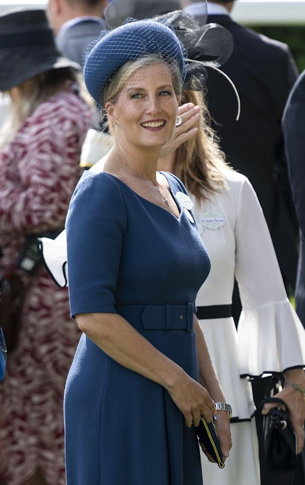 """<p>Sure, the outfits Duchesses <a href=""""https://www.townandcountrymag.com/style/fashion-trends/g3272/meghan-markle-preppy-style/"""" target=""""_blank"""">Meghan</a> and <a href=""""https://www.townandcountrymag.com/style/fashion-trends/news/g1633/kate-middleton-fashion/"""" target=""""_blank"""">Kate</a> wear to royal events may dominate the headlines, but <a href=""""https://www.townandcountrymag.com/society/tradition/a12808670/prince-edward-facts/"""" target=""""_blank"""">Prince Edward</a>'s wife, Sophie, the Countess of Wessex is a style icon in her own right. Read on to see some of her most memorable looks.</p>"""