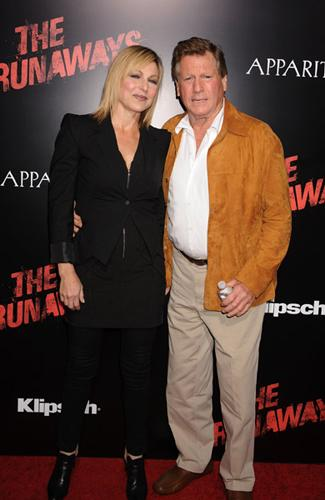 "<p>Ryan O'Neal hits on his daughter Tatum at Farrah Fawcett's funeral. Ryan is quoted saying ""I had just put the casket in the hearse and I was watching it drive away when a beautiful blonde woman comes up and embraces me, I said to her, 'You have a drink on you? You have a car?' She said, 'Daddy, it's me-Tatum!' I was just trying to be funny with a strange Swedish woman, and it's my daughter. It's so sick.""</p>"