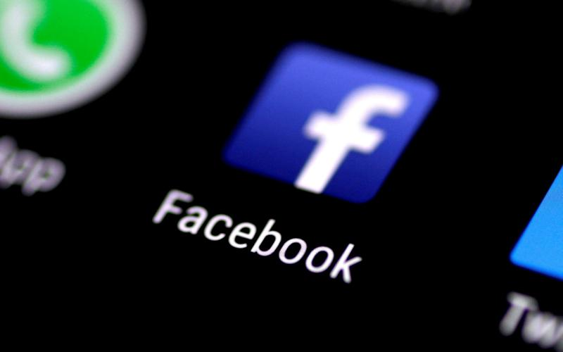 Facebook apologizes for survey question asking if pedophilia is OK