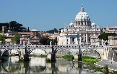 St. Peter's Basilica, Rome (iStock)