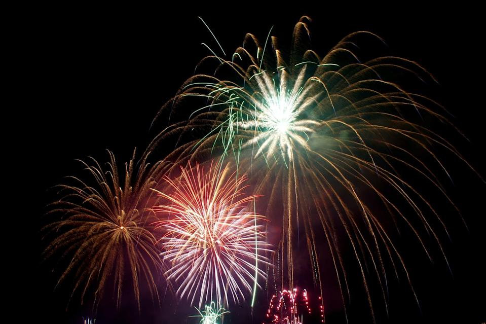 """<p> Because what's New Year's Eve without fireworks? </p> <p> <a href=""""http://media1.popsugar-assets.com/files/2020/12/23/663/n/1922507/d71205b188986973_nagatoshi-shimamura-FBHDZfMSxEQ-unsplash/i/Download-this-Zoom-background-image-here.jpg"""" class=""""link rapid-noclick-resp"""" rel=""""nofollow noopener"""" target=""""_blank"""" data-ylk=""""slk:Download this Zoom background image here."""">Download this Zoom background image here.</a> </p>"""